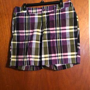 Lane Bryant walking shorts